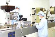 製品化までの流れ 原料調達・分析