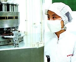 サプリメント(ハードカプセル・ソフトカプセル)を製造する機械