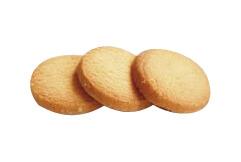 一般食品の製品形態 クッキーの商品