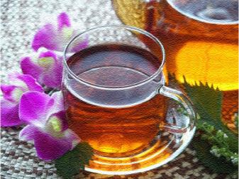 健康食品の受託品目 お茶 ハーブティー